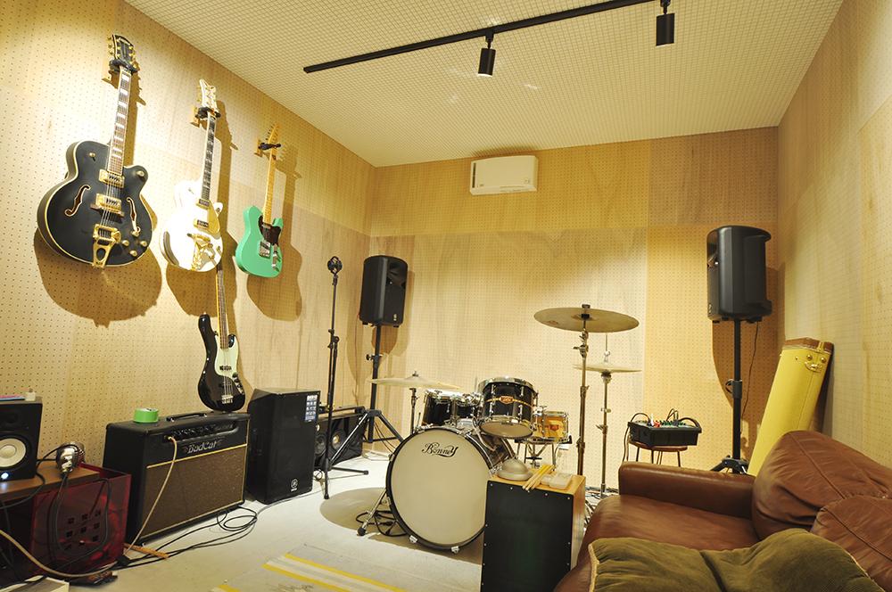 趣味の楽器部屋
