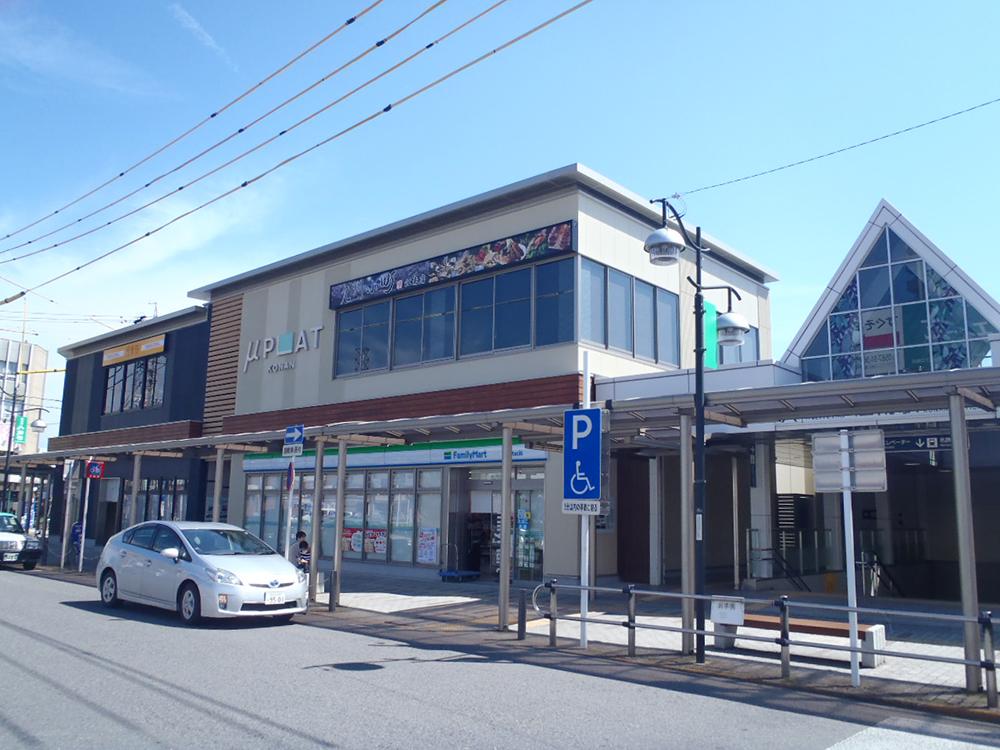 江南駅西口店舗 新築工事
